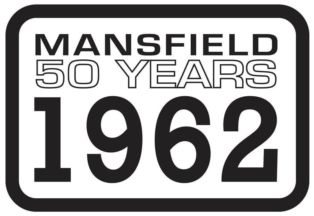Mansfield Ski Club 50th Anniversary Identity