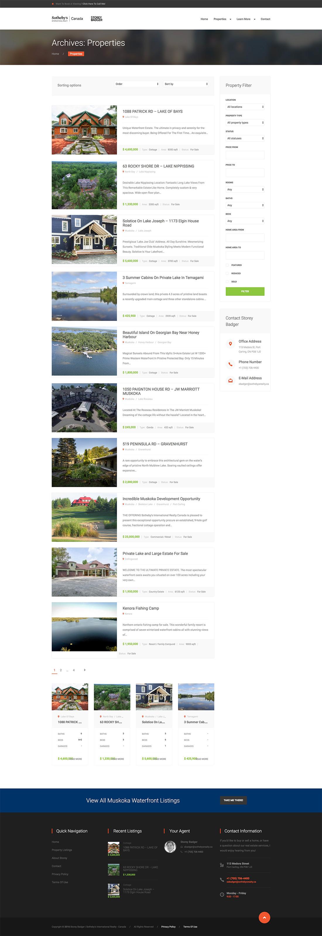 Storey Badger - Web Site 02